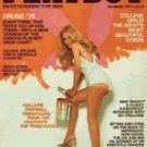 Playboy Magazine September 1978 Sue Paul