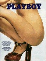 Playboy Magazine September 1973