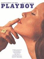 Playboy Magazine February 1972 Barbara Carrera