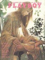 Playboy Magazine April 1972 Rosie Holotik