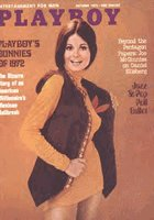 Playboy Magazine October 1972