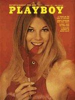 Playboy Magazine March 1971 Peggy Smith