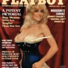 Playboy Magazine February 1984 Carol Wayne
