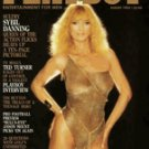 Playboy Magazine August 1983 Sybil Danning