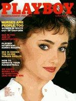 Playboy Magazine November 1983 Donna Ann