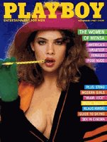 Playboy Magazine November 1985 Teri Weigel