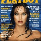 Playboy Magazine May 1985 Karen Velez