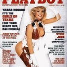 Playboy Magazine February 1985 Julie McCullough