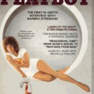 Playboy Magazine October 1977 Barbara Streisand