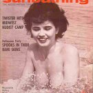 Modern Sunbathing  magazine. October,1962