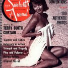 Modern Sunbathing  magazine. ANNUAL,1961