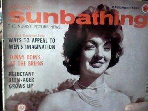 Modern Sunbathing magazine. December,1963