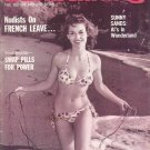 Modern Sunbathing magazine.February,1964