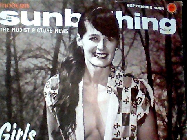 Modern Sunbathing magazine.September,1964