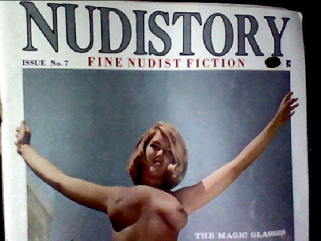 Nudistory, issue #7, fall 1966