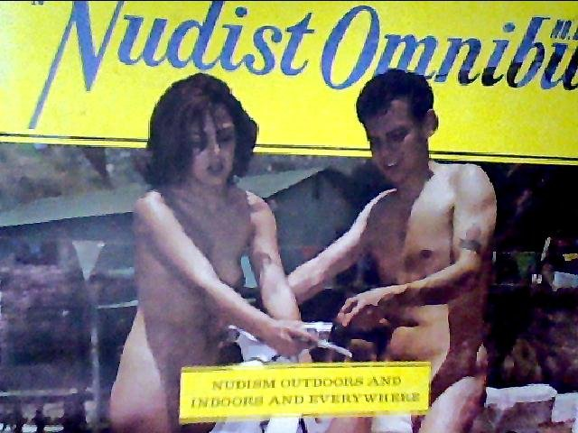 Nudist Omnibus #8, july, August, September 1967
