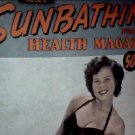 Sunbathing for health magazine. November, 1958