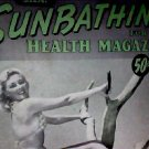 Sunbathing for health magazine. January, 1958