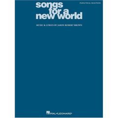 Songs for A New World Vocal Selections