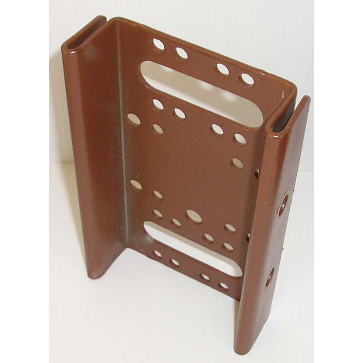 6 Quot Double Bed Post Bracket For 2 Quot Hook Slot Bed Plate Rail