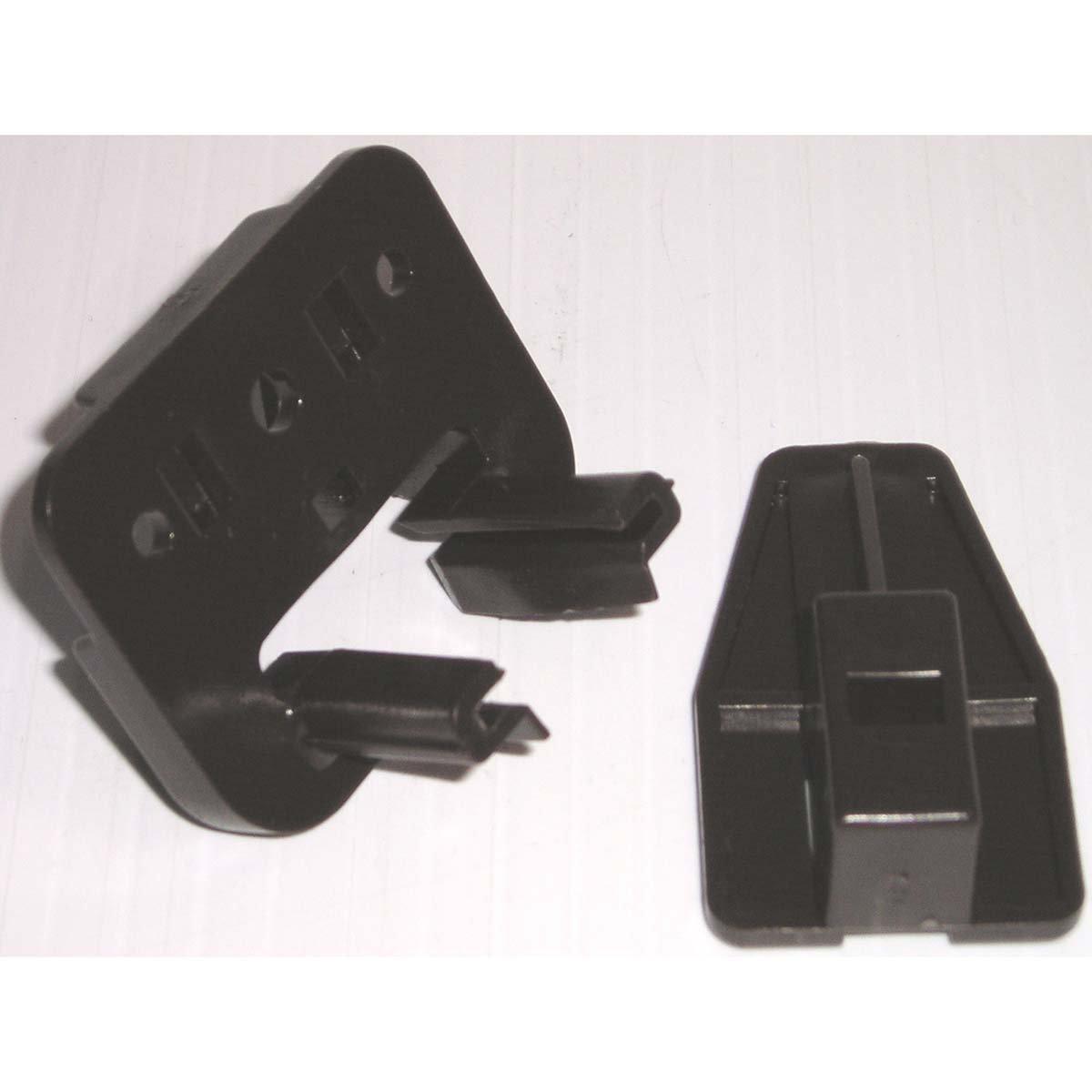Kenlin Brown Plastic Drawer Guide and Stop Repair Kit Rite ...