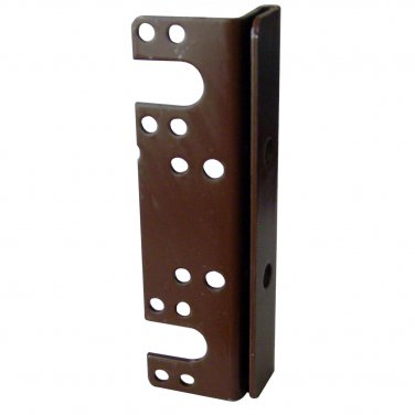 "Headboard / Bed Post Bracket For Double Hook Bed Plate and Rails 6"" x 1-3/4"""