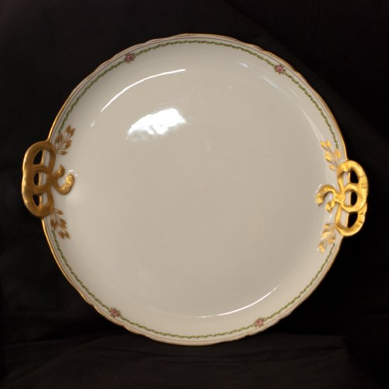 "Limoges ""GDA France"" china serving dish"