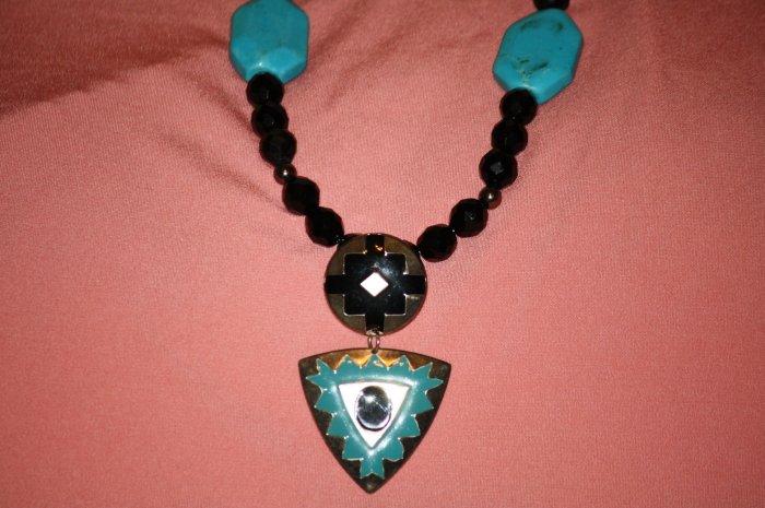 Turquoise Arrowhead
