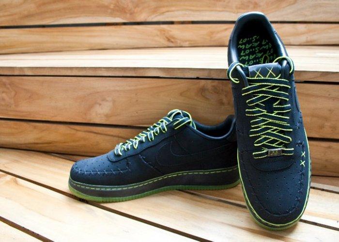 Kaws X Nike Air Force Ones