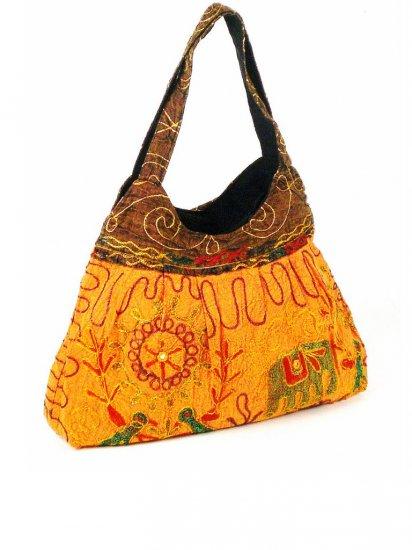 Aaria Hobo Orange