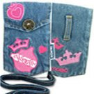 High School Musical Cell Phone MP3 iPod Jean Pouch