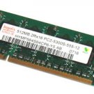 512MB - (2) 256MB PC2-5300 Memory Ram HP DV6000