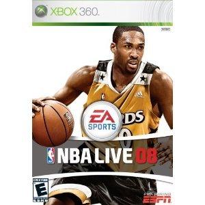 NBA Live 08 Basketball Sport Xbox 360 Microsoft Madden Brand EA Sports Video Game ASIN: B000QMUZES