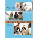 Successful Writing at Work ISBN-13: 978-0547147918 Philip C. Kolin 9th Edition