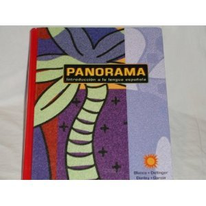 Panorama Student Textbook Hardcover ISBN-13: 978-1931100649