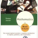 Mathematics Made Simple: Sixth Edition Paperback ISBN-10: 0767915380