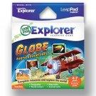 LeapFrog LeapPad School Learning Explorer Leapster Kids Game Globe Earth Adventures Social Studies