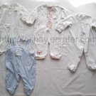 Baby Boy Clothes Lot 6-9 Months Oneies Footies Sleepers Circo Baby Small Wonders Talbots Kids