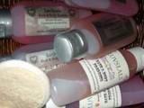 White Lilacs & Lavender Body Wash (Blend)