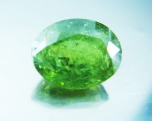 NATURAL DEMANTOID GARNET
