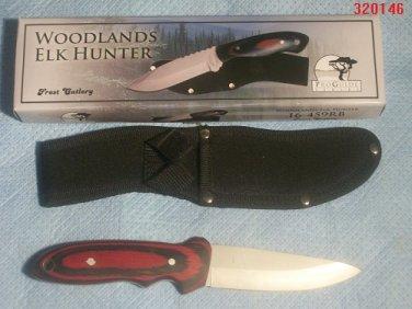 Woodlands Elk Hunting Knife/// On Sale // was $24.65 Now is $15.50