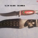 Slim Blade Skinner Hunting Knife// On Sale for $9.50