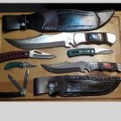 Lot #1733 9  /  6 Pc Knife Set