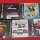 Used Playstation Game lot