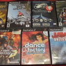 Playstation 2 Used Game lot of 7 games