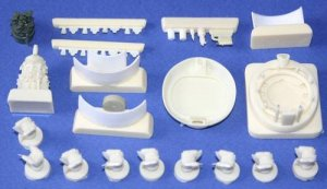 CMK 1/48 F2A-1/2/3 Buffalo Engine Set