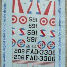 Superscale 1/48 T-33 Decals 48-184