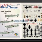 Aeromaster 1/48 Attack in the West Pt. I 48-514
