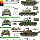 Bison Decals 1/35 Afghan Tanks Part II 35100