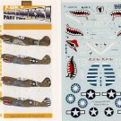 Eagle Strike 1/48 P-40K, N Warhawks Part II 48076